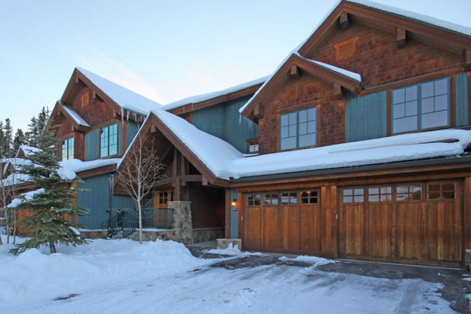 2 Bedroom Townhome Ski-in Lift-out Breckenridge