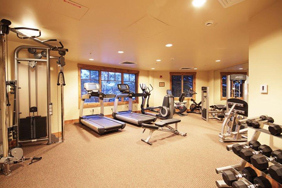 Mountain Thunder: Fitness Center