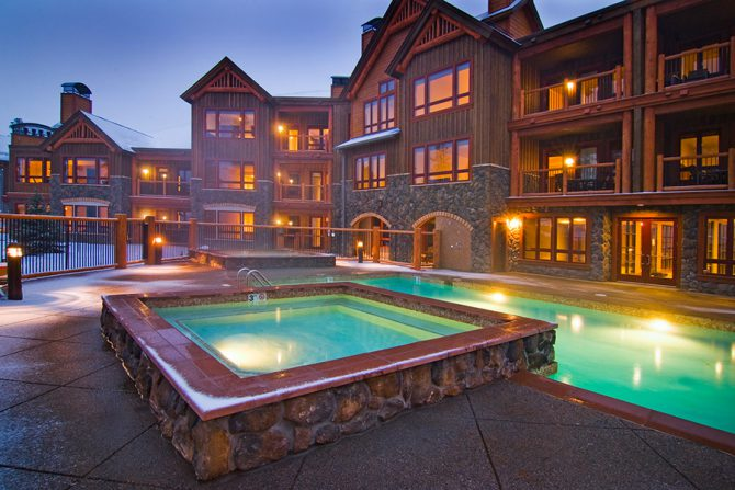 2 Bedroom Luxury Breckenridge Condo