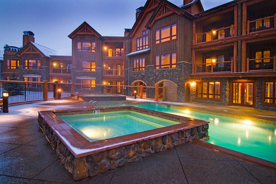 2 Bedroom Luxury Breckenridge Condo