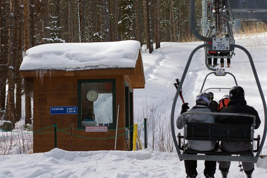 BlueSky 511 Condo: Snowflake Lift