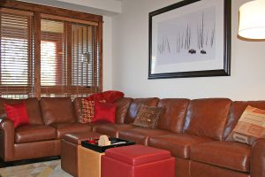Soft Leather Contemporary Mountain Style