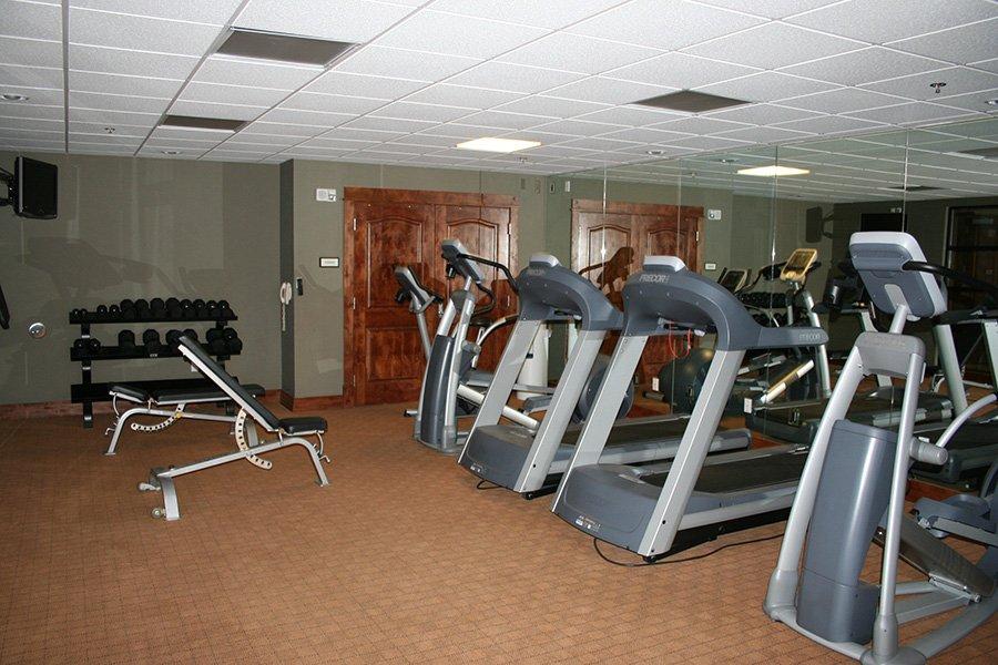 BlueSky 511 Condo: Fitness Area