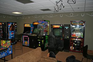 Game Room for the Kids