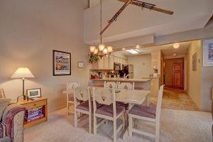 Dining/Kitchen Area View