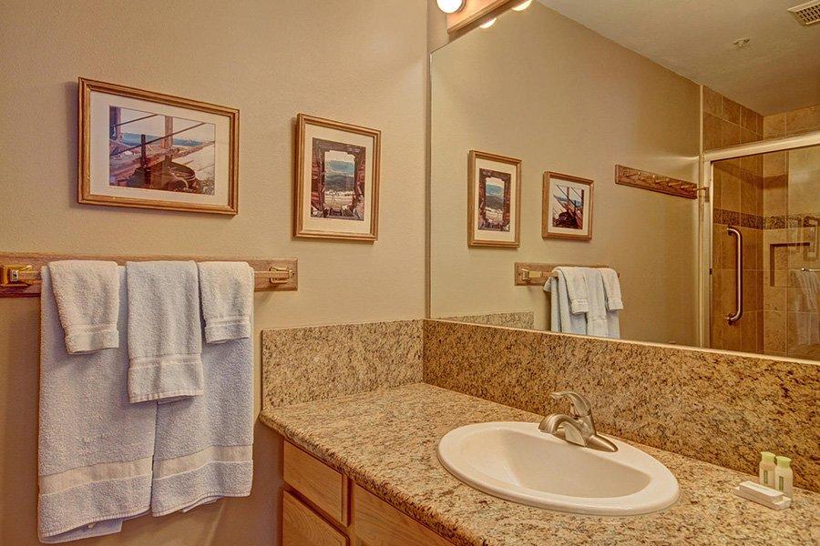 Tyra Stream 339 Condo: Master Bathroom