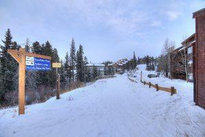 Ski-in/Ski-out Access via Snowflake Lift, Watch Your Family Ski Down!