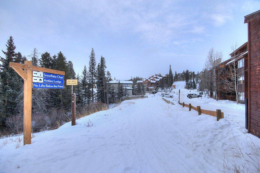 Tyra Stream 339 Condo: Ski-in/Ski-out Access