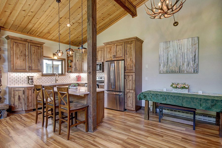 3 Bedroom, 2 Bath Breckenridge CO Home Rental - Retreat at ...