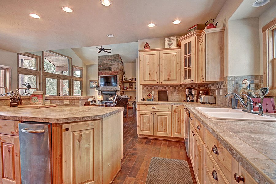 Serenity at Timber Creek: Kitchen Additional View