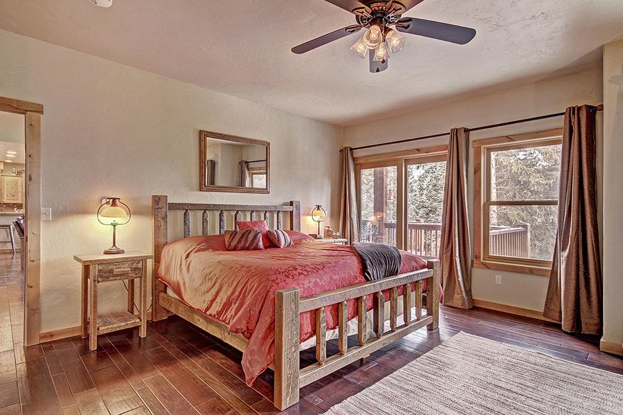 Serenity at Timber Creek: Master Suite