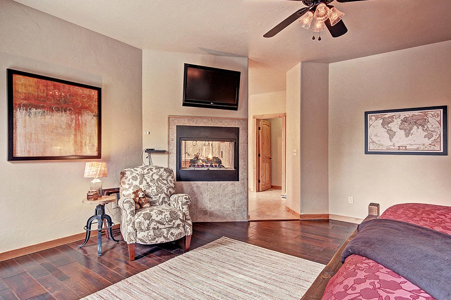 Serenity at Timber Creek: Master Suite Additional View