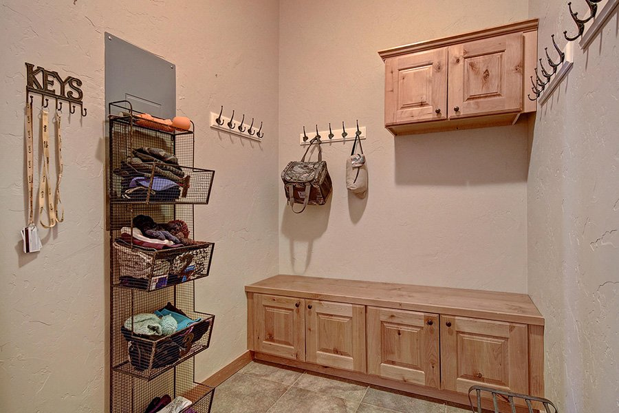 Serenity at Timber Creek: Mud Room
