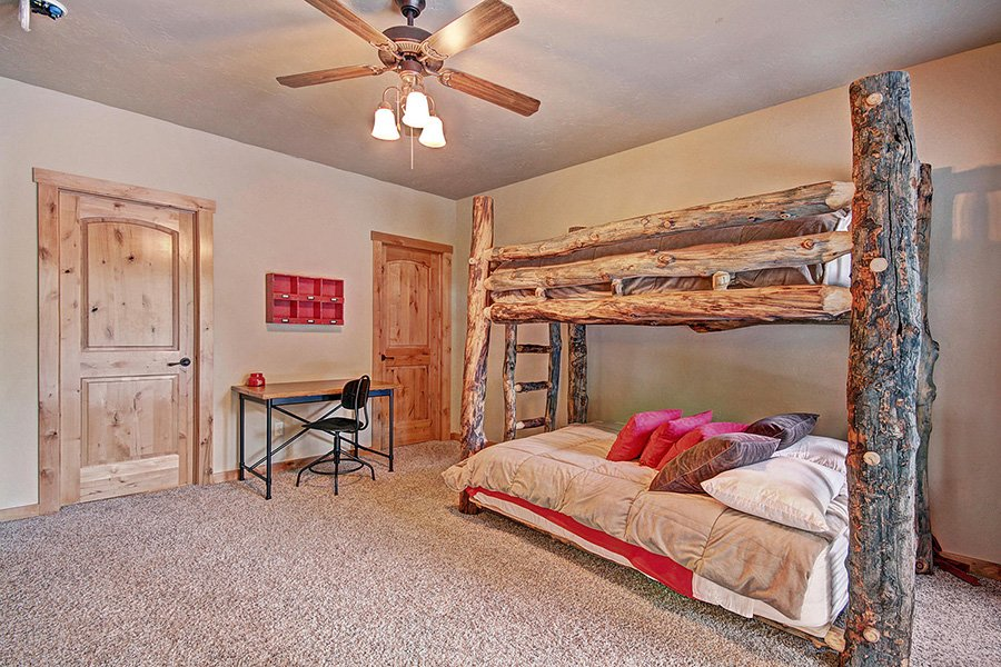 Serenity at Timber Creek: Bunk Room Additional View