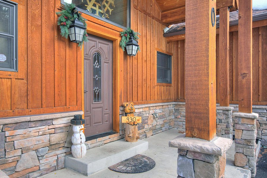 Serenity at Timber Creek: Front Door