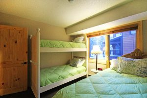 Bedroom #2 Bunks, Comfortable and Clean