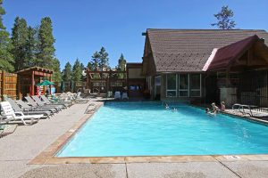 Seasonal Use of the Village Pool and Hot Tubs
