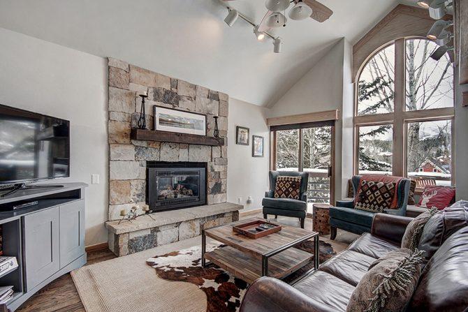 3 Bedroom Downtown Breckenridge Vacation Home