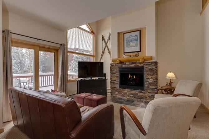 4 Bedroom Breckenridge Ski-In Ski-Out Townhome