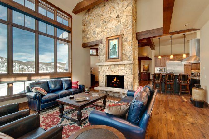 4 Bedroom Luxury Breckenridge Golf Course Home