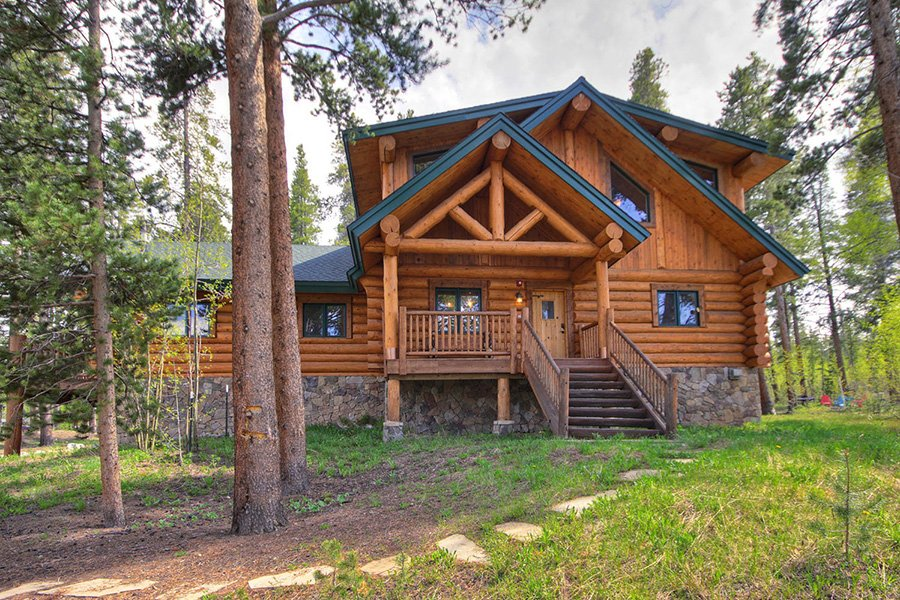 cabins vacation states rentals star breckenridge lodge united luxury colorado cabin morning retreats morningstarlodge