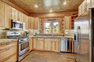 Additional Kitchen View with All Stainless Steel Appliances