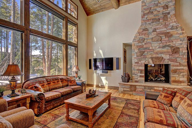 5 Bedroom Walk-to-Lift Breckenridge Vacation Home