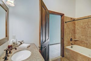 Upper Level Shared Bathroom #1
