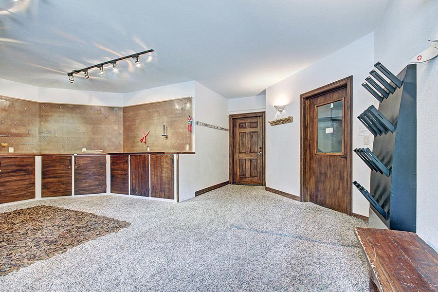 Ski Home Castle: Lower Level Mudroom