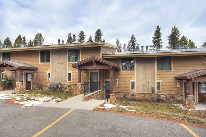 Breckenridge 3 Bedroom Rental
