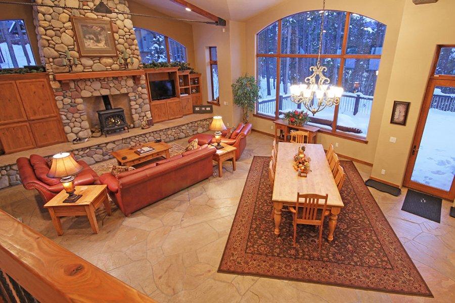 Breckenridge 4 Bedroom Vacation Rental
