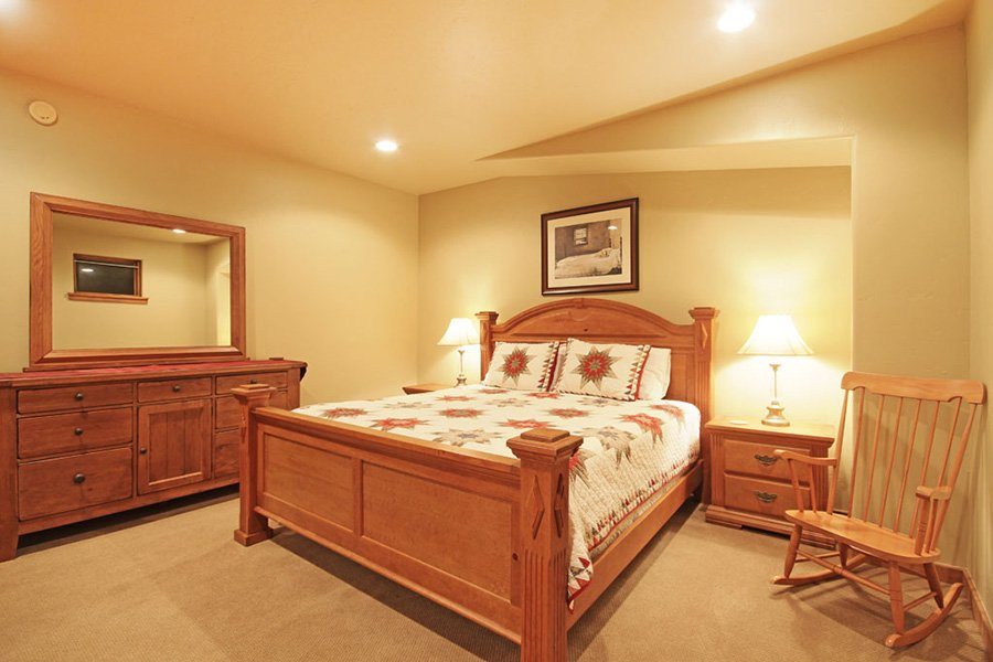 Trail View Lodge: Master Suite #2