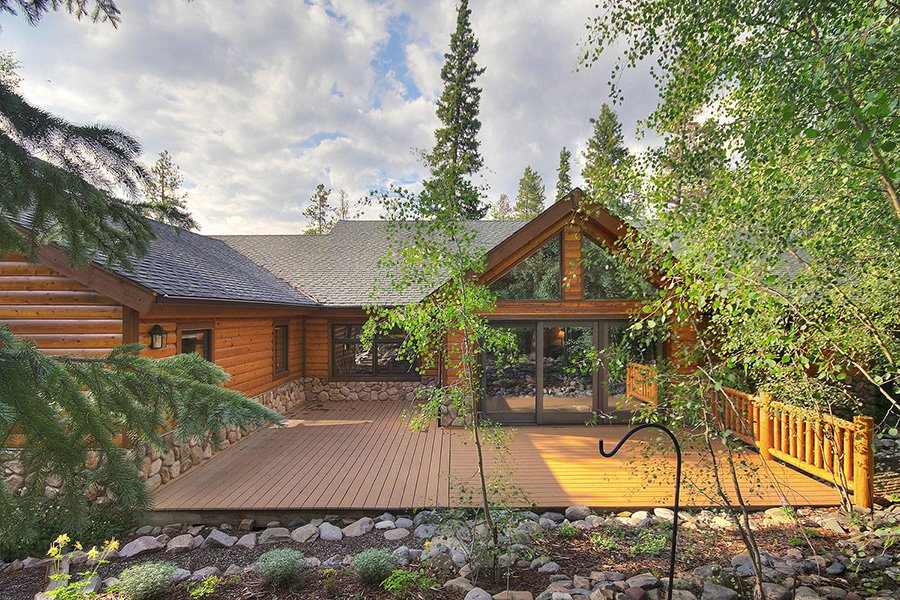 the breckenridge rental bear luxury bedroom cabin log lodging cabins