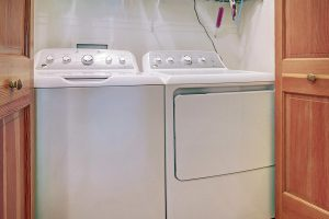 Full Size Washer & Dryer