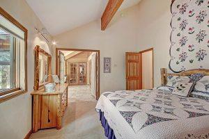 Guest Bedroom #2 Adjacent to Sunroom