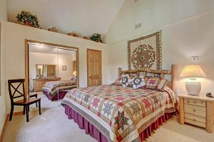 Guest Bedroom #4 with King Size Bed