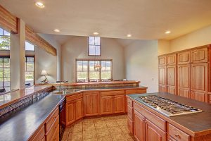 Kitchen View #4