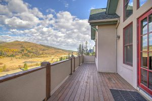 Large Expansive Deck to Soak Up the Colorado Sunshine