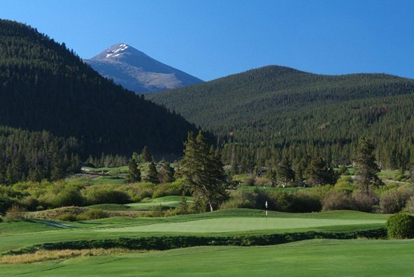 Breckenridge Golf Course