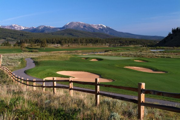 Breckenridge Golf