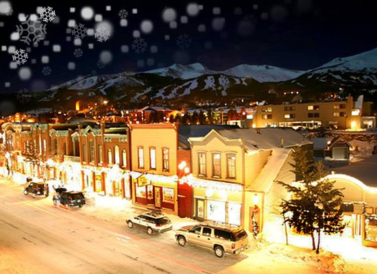 Breckenridge Lodging on Main Street in Breckenridge, CO