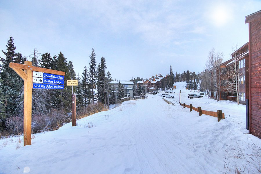Breckenridge ski-in ski-out rentals