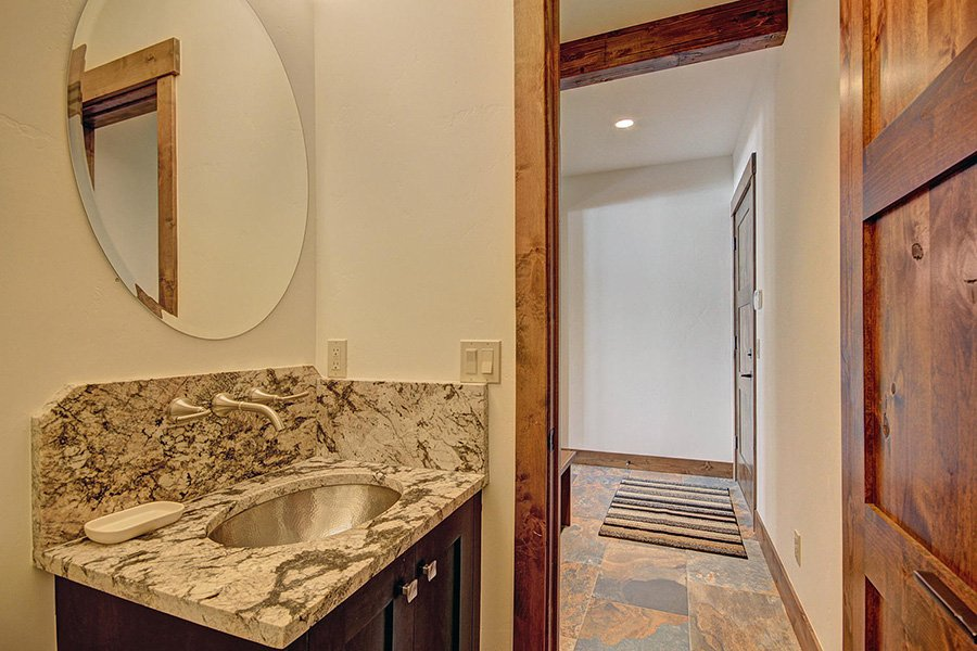 Luxury On Main: Powder Room