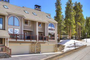 Ski-In Ski-Out Breckenridge Townhome Vacation Rental